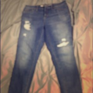 Mossimo High Rise Jegging 12/31 L jeans